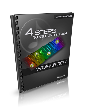 4 steps workbook